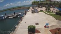 Sunland Gardens: City of Fort Pierce Marina - Day time