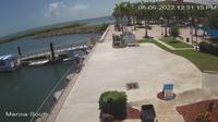 Sunland Gardens: City of Fort Pierce Marina - El día