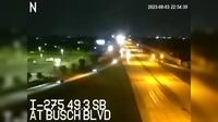 Sulphur Springs: CCTV I- . SB - Current