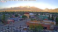 Buena Vista: ColoradoWebCam.NetBuena Vista Webcam Main St - Mt Priceton - Mt Antero SW View - Heritage Museum - El día