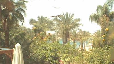 Vista de cámara web de luz diurna desde Sharm el Sheikh: Dive Center, Hotel Helnan