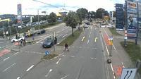 Ulm: an der Donau - Webcam über der B - Dagtid
