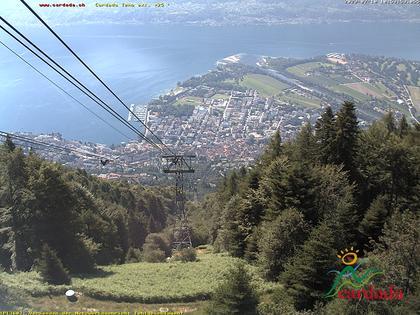 Locarno: Lago Maggiore, from Cardada