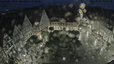 Thumbnail of Neustadt an der Aisch webcam at 11:59, Aug 1