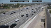 Tempe: Interstate  west of Baseline Rd - El día