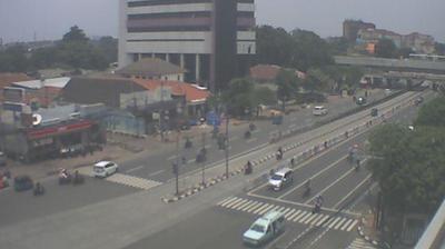 Daylight webcam view from Manggarai: Matraman − Timur