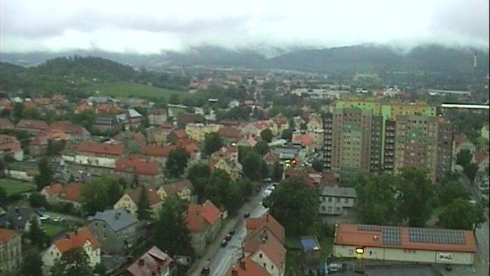Webcam Bielawa: panorama