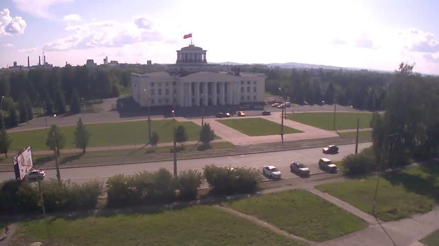 Webcam Сухоложский: ul. Metallurgov, 12