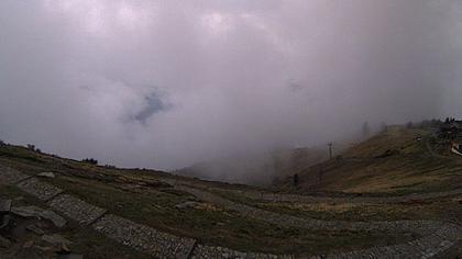 Locarno: Lago Maggiore from Cardada Ski Station