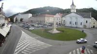 Vasine Laze: Pozega, Trg Sv.Trojstva - Overdag