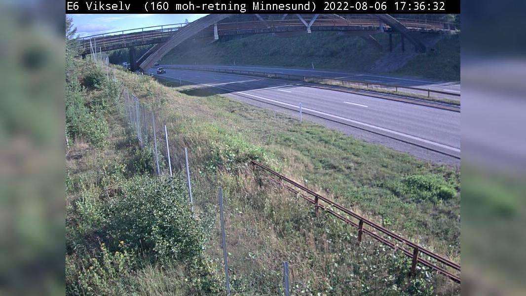 Webcam Vikselva: E6 Vikselv