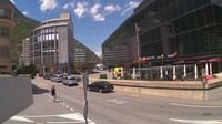 Visp: Bahnhofplatz - Jour