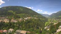 Ultima vista de la luz del día desde Bad Gastein: im Gasteinertal − Hotel Schillerhof