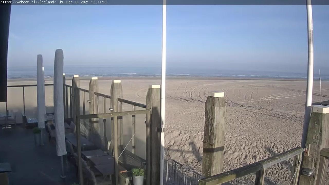 Ga naar webcam Vlieland: Webcam − livestream in Europa / Nederland / Vlieland
