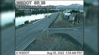Wenatchee > North: SR  at MP .: Bypass at Riverview - Aktuell