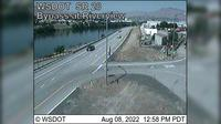 Wenatchee > North: SR  at MP .: Bypass at Riverview - Day time
