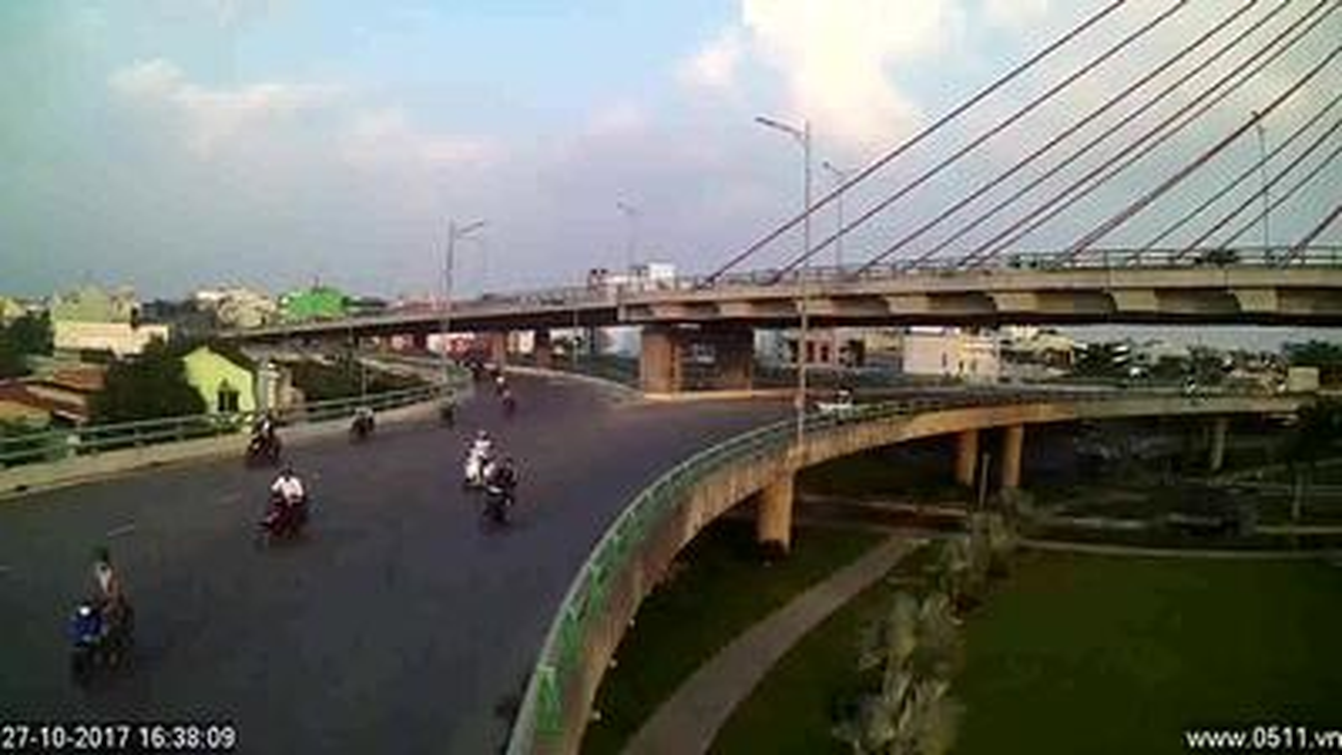 Webcam Đà Nẵng › North: Thành Phố