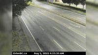 Saanich › South: , Hwy  at Cloverdale Ave in Victoria, looking south