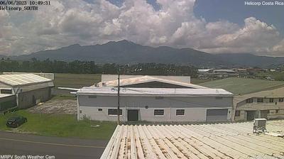 Tageslicht webcam ansicht von Pavas › South: Escazu