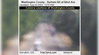 Durham: Washington County - Rd at nd Ave - El día