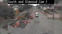 Rochester: South Ave at Elmwood Ave - El día