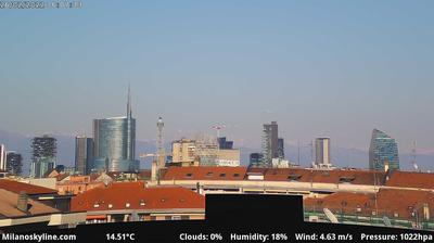 Milan › Nord-est: UniCredit Tower