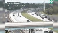 East Columbus: I- at E Broad St/SR- - Overdag