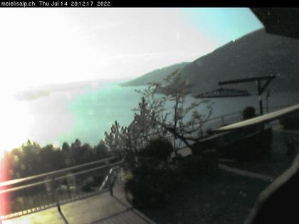 Leissigen: Hotel Meielisalp in - am Thunersee