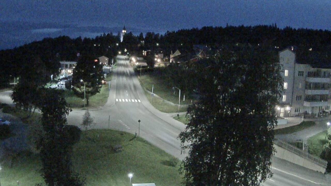 Webcam Vilhelmina: volgsjövägen