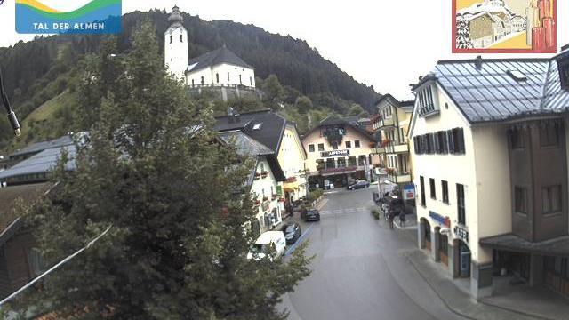 Webcam Grossarl: Marktplatz