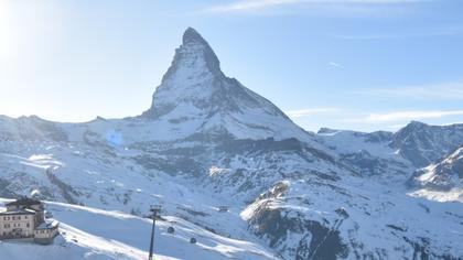 Zermatt: Matterhorn (Riffelberg)