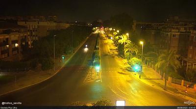 Séville: Av. de la Palmera