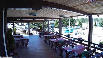 Daylight webcam view from Kopaonik: JAT Apartmani