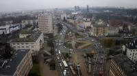 Bydgoszcz: panorama miasta widok wschodni (kamera ) - Current