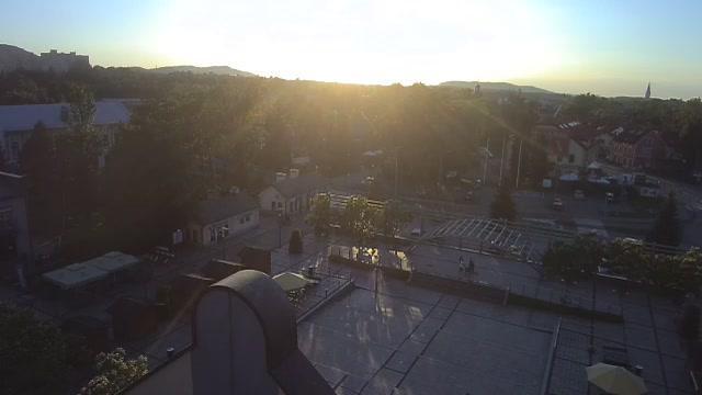 Webcam Poniwiec: Ustroń rynek