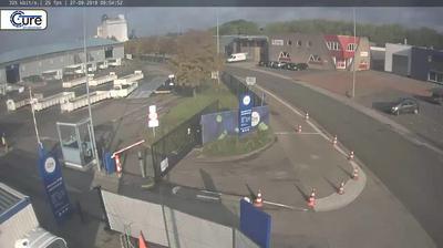 Webcam Strijp: Milieustraat Lodewijkstraat