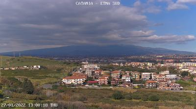Catania: Etna