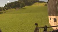 Schwende District: Ebenalp Webcam Skilift Horn - Overdag