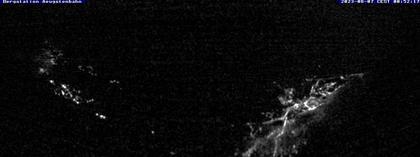 Ennenda: Blick von Bergstation Aeugstenbahn ins Glarnerland