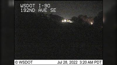Current or last view from West Lake Sammamish: 192nd Ave SE