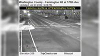 Durham: Washington County - Farmington Rd at th Ave - Recent