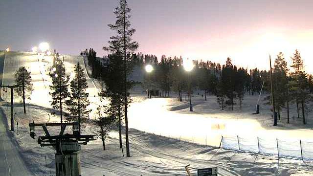 Webkamera Brunnavallen: Nordbackarna − Idre