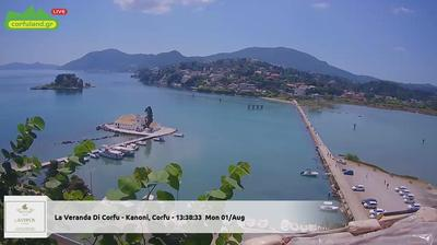 Corfu Daglicht Webcam Image