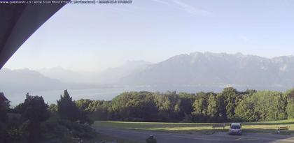 Chardonne › Süd-Ost: Montreux - Valais