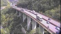 Atzwang - Campodazzo > North: A Brennerautobahn - Autostrada del Brennero, KM - El día