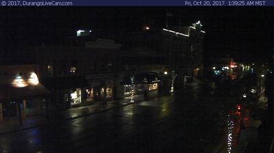 Webcam Durango › North-West: Main Avenue