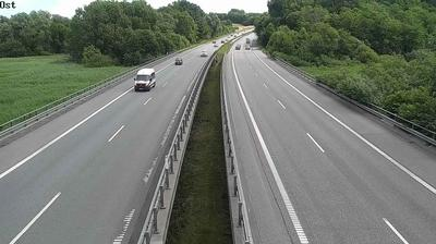 Tageslicht webcam ansicht von Gevninge: Roskilde road 21