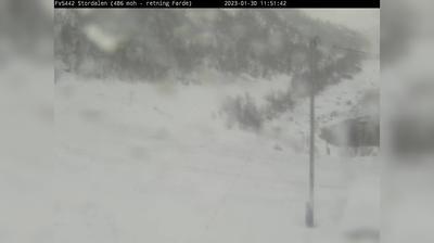 Tageslicht webcam ansicht von Stordalen: F381 − 490 moh