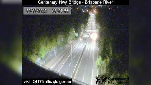 Webcam Mount Ommaney: Fig Tree Pocket − Centenary Highway