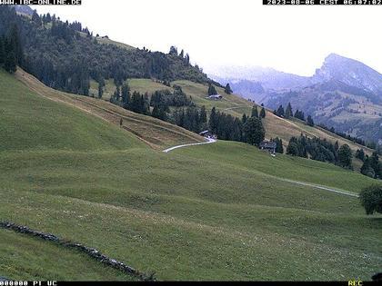 Diemtigen: Springenboden im Diemtigtal (Ski- und Wandergebiet)